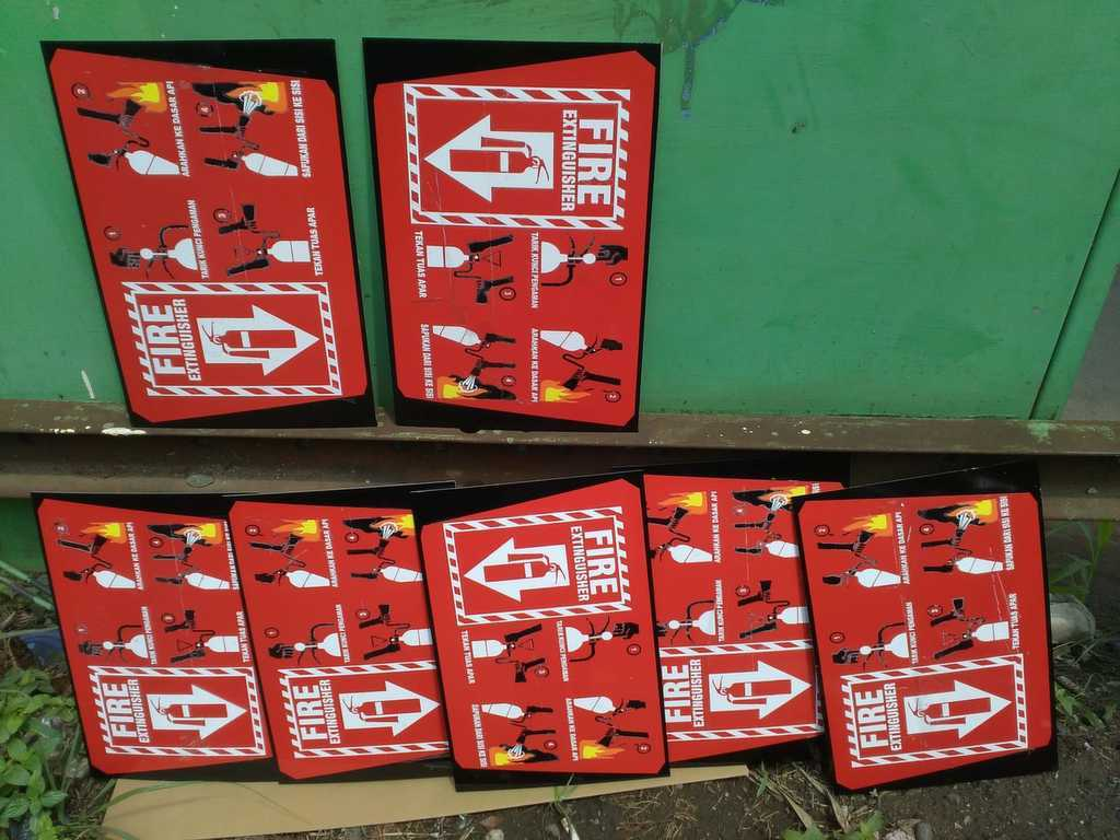 Pusat Pembuatan Plang Nama di Bogor | Bengkel Reklame